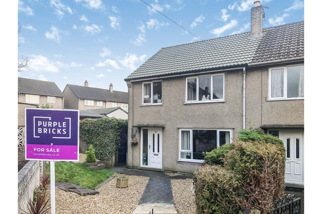 Thumbnail Semi-detached house for sale in Rydal Road, Kendal