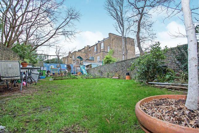Garden of Horn Lane, Acton W3