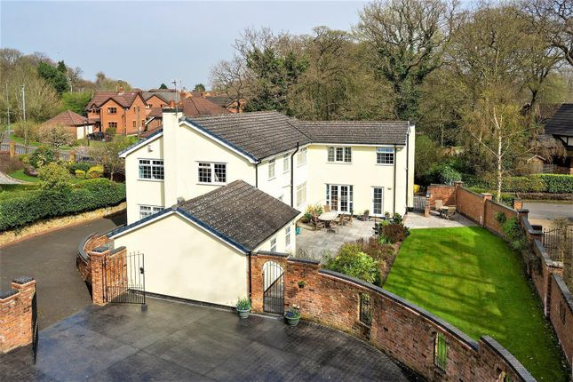 5 bed detached house for sale in Cann Lane North, Appleton, Warrington WA4