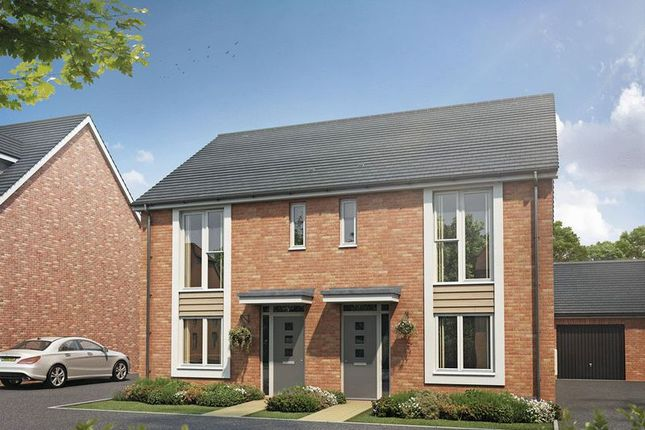 Thumbnail Semi-detached house for sale in Plot 69 The Houghton, Campden Road