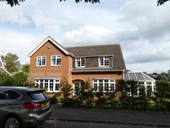 Thumbnail Detached house for sale in Fresco Drive, Littleover, Derby, Derbyshire