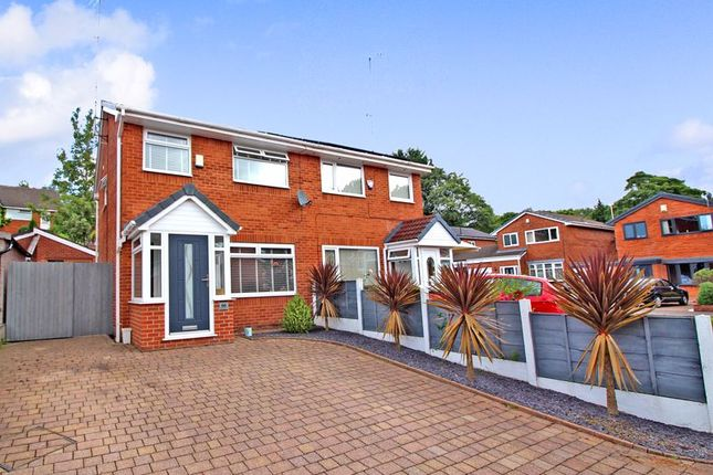 Thumbnail Semi-detached house for sale in Armitage Close, Middleton