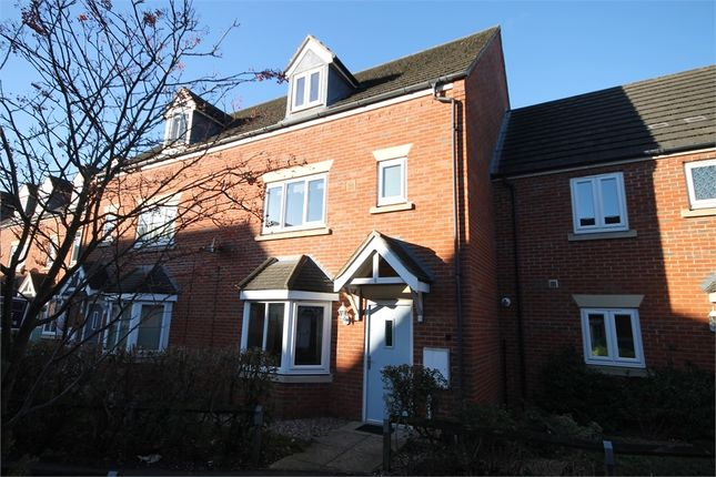 Thumbnail Town house for sale in The Gateway, Newark, Nottinghamshire.