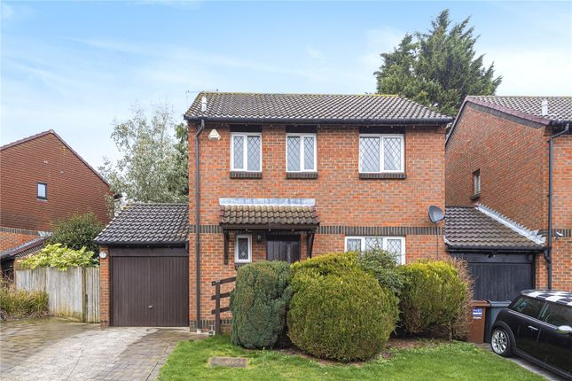 Link-detached house for sale in Daventer Drive, Stanmore, Middlesex