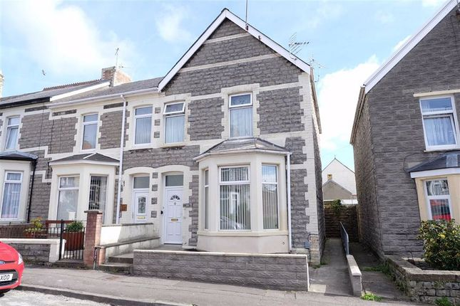 Thumbnail End terrace house for sale in Newland Street, Barry, Vale Of Glamorgan