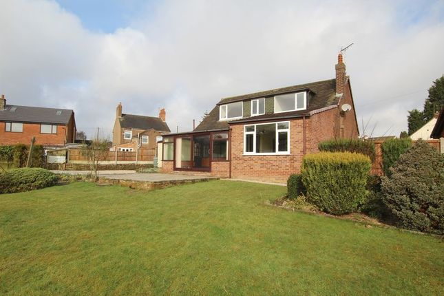Thumbnail Detached bungalow to rent in Heanor Road, Codnor, Ripley