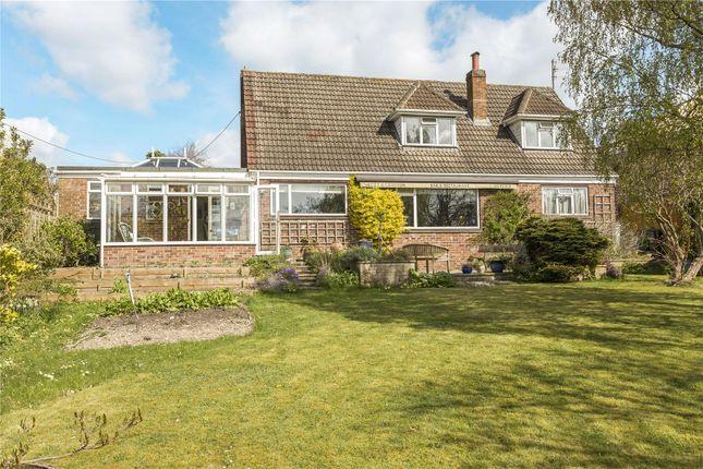 Thumbnail Detached house for sale in Manton Hollow, Manton, Marlborough, Wiltshire