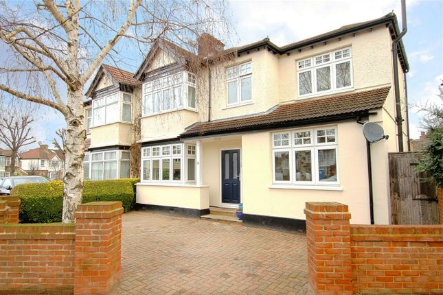Thumbnail Semi-detached house for sale in Croft Gardens, London