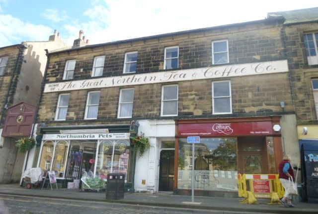 Flat to rent in Bondgate Within, Alnwick, Northumberland