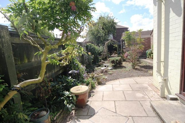 Garden of Booker Avenue, Mossley Hill, Liverpool L18
