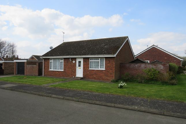 Thumbnail Detached bungalow for sale in Peakhall Road, Tittleshall, King's Lynn