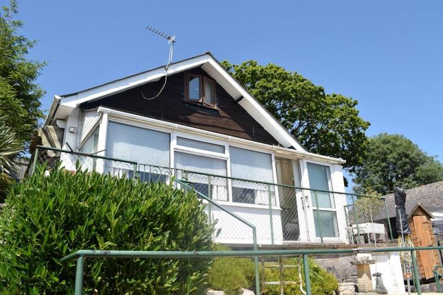 Thumbnail Detached bungalow for sale in Dunstone Park Road, Paignton, Devon