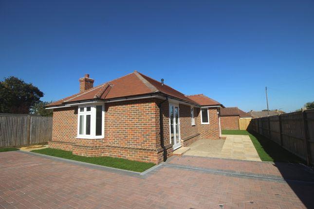 Thumbnail Detached bungalow for sale in Wannock Lane, Wannock, Eastbourne