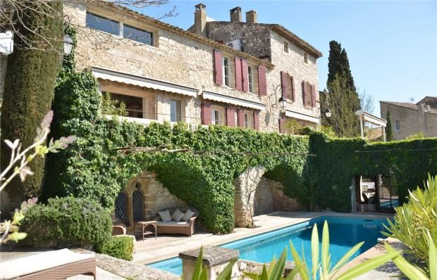 Thumbnail Town house for sale in Eygalieres, Alpilles, Provence, France, 13810