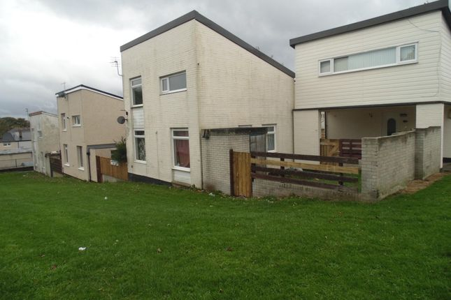 Thumbnail End terrace house to rent in Lancaster Hill, Peterlee