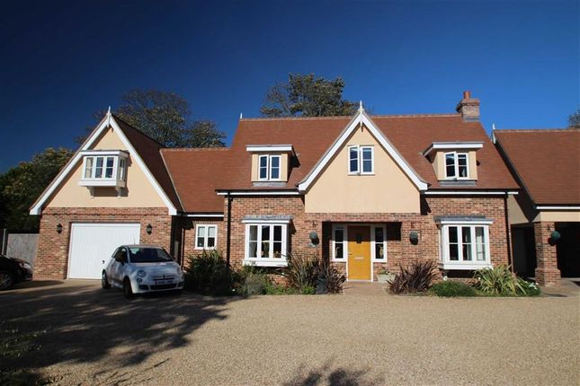 Thumbnail Detached house for sale in Colchester Road, St. Osyth, Clacton-On-Sea