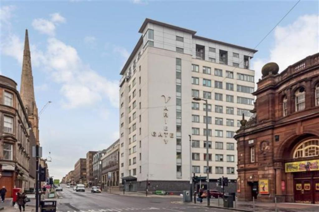 Thumbnail Flat to rent in Variety Gate, 289 Bath Street, Glasgow, 4Lp
