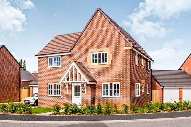 Thumbnail Detached house for sale in Hampton Dene Road, Hereford