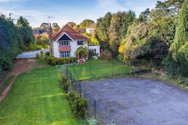 Thumbnail Detached house for sale in Hogshill Lane, Cobham