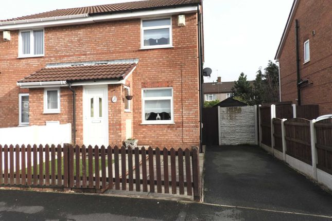 Thumbnail Semi-detached house for sale in Ness Grove, Kirkby, Liverpool