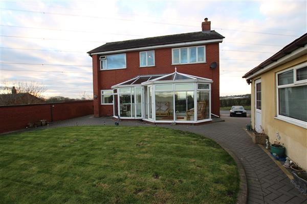 Thumbnail Detached house for sale in Gravel Cottage, Leek Road, Stoke On Trent