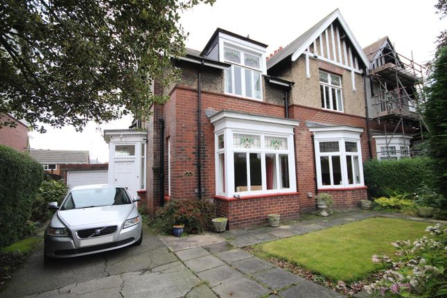 Thumbnail Semi-detached house for sale in Sunderland Road, East Boldon