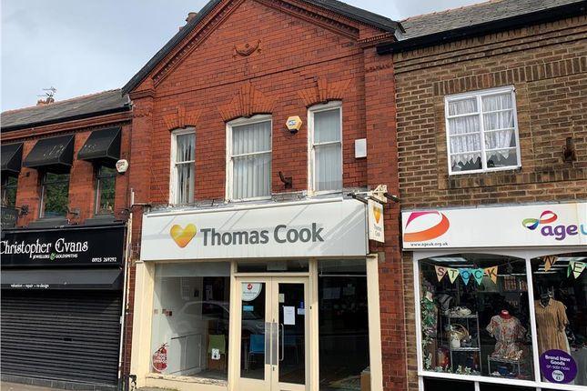 Thumbnail Retail premises to let in 41, London Road, Stockton Heath, Warrington