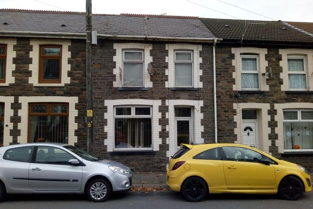 Thumbnail Terraced house for sale in Bronallt Terrace, Aberdare