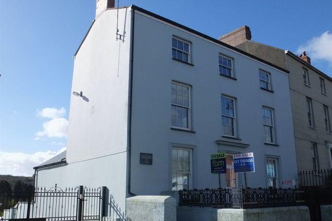 Thumbnail Flat for sale in Flats 2-5, Tudor House, 115 Main Street, Pembroke