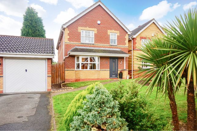 Thumbnail Detached house for sale in Yellowstone Close, St Georges