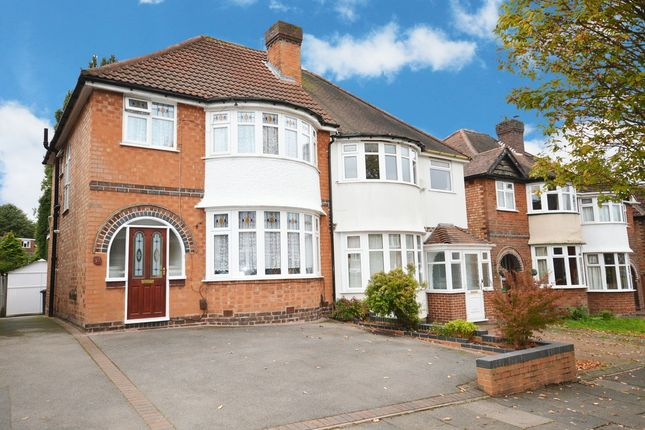 Thumbnail Semi-detached house for sale in Glaisdale Road, Birmingham