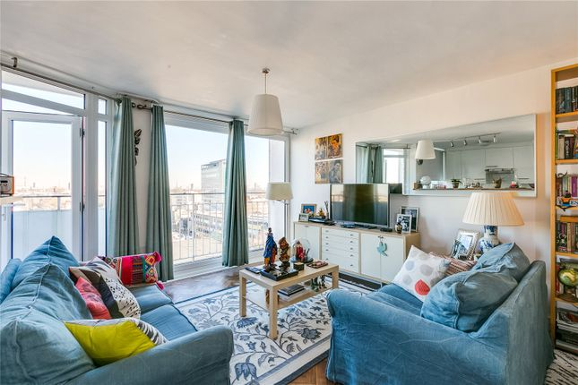 Thumbnail Flat for sale in Campden Hill Towers, London