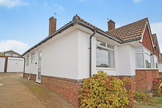Thumbnail Semi-detached bungalow to rent in Downside, Shoreham By Sea