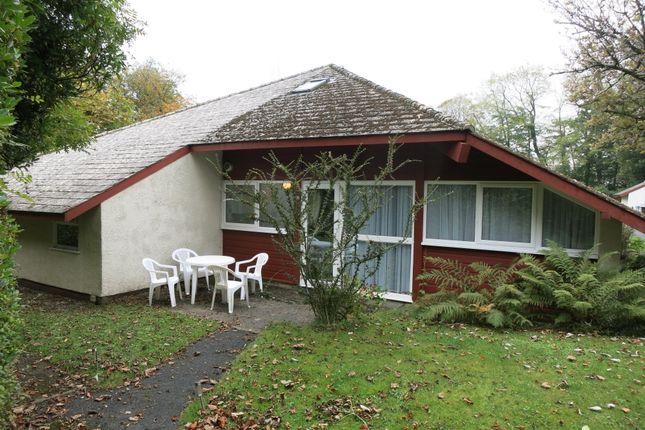 Thumbnail Semi-detached house for sale in 12 Llanteglos, Llanteg, Narbeth.