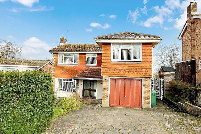 Thumbnail 4 bed detached house to rent in Windmill Way, Reigate