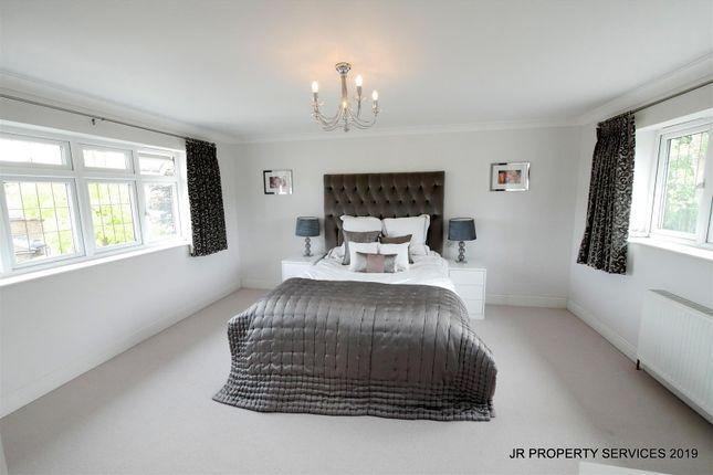 Master Bedroom Suite:-