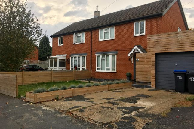 Thumbnail Semi-detached house to rent in Yorkshire Road, Mitcham