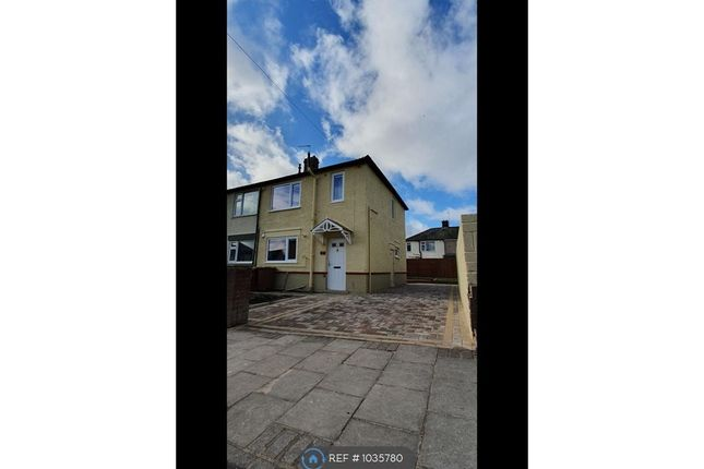 Thumbnail Semi-detached house to rent in Rochester Place, Barrow-In-Furness
