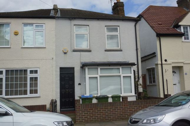 Thumbnail Terraced house to rent in Lannoy Road, London