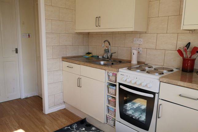Cooker And Fridge Included