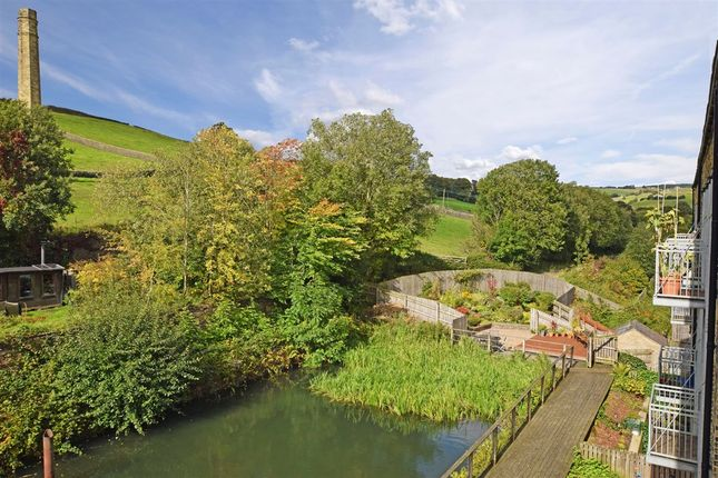 Thumbnail Semi-detached house for sale in Oats Royd Mill, Dean House Lane, Luddenden