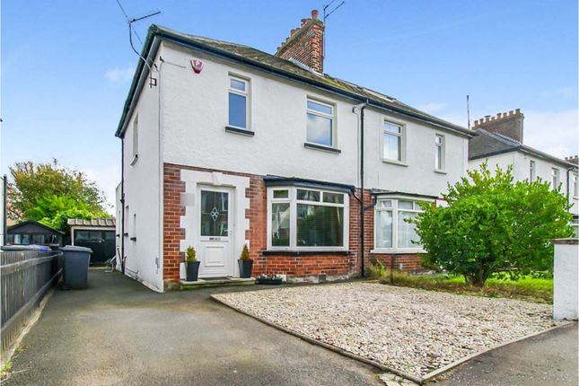 Thumbnail Semi-detached house for sale in Onslow Parade, Belfast