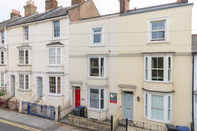 Thumbnail Town house to rent in Whitstable Road, Canterbury