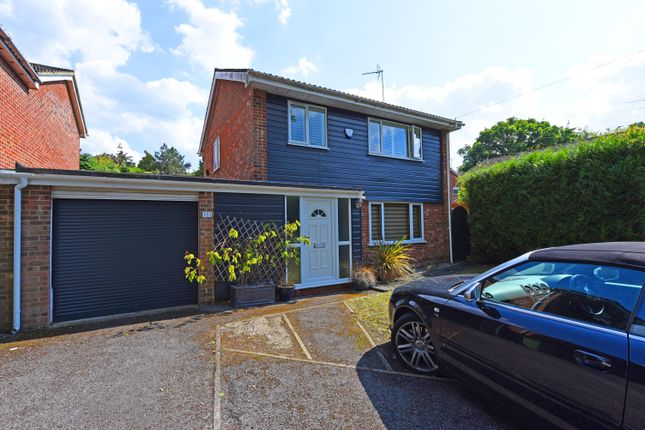 Thumbnail Detached house for sale in Manor Park Drive, Yateley