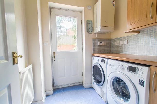 Utility of Cudworth Drive, Mapperley, Nottingham NG3