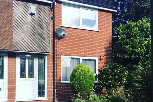 Thumbnail End terrace house to rent in Oak Street, Hyde