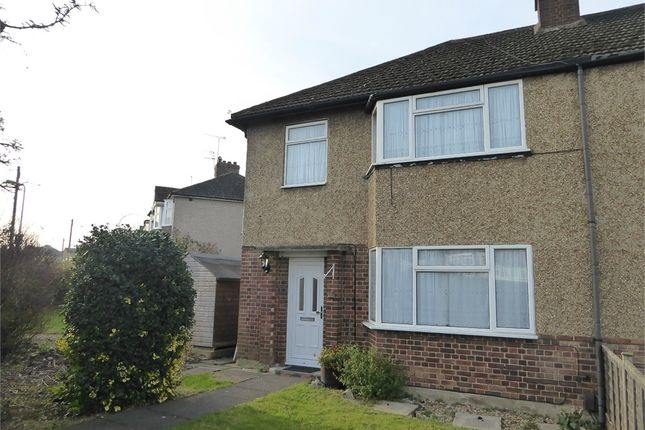Thumbnail End terrace house to rent in Woodcroft Crescent, Uxbridge, Greater London
