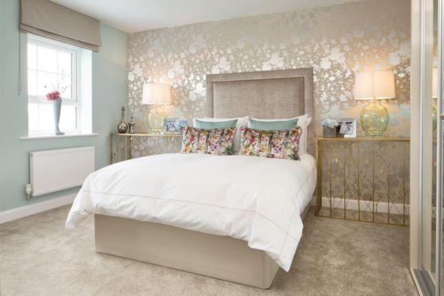 "Thumbnail Detached house for sale in ""Abbeydale"" at Hanzard Drive, Wynyard Business Park, Wynyard, Billingham"