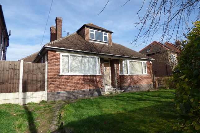 Thumbnail Detached bungalow to rent in Blagreaves Lane, Littleover, Derby