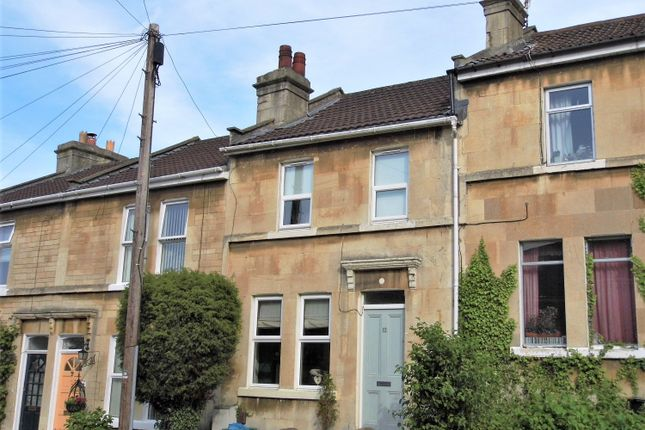 Thumbnail Terraced house to rent in Dartmouth Avenue, Bath